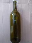 Бутылка 1,5 Бордо оливковая