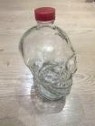 Бутылка Череп 1л.