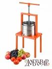 Пресс фруктово-ягодный напольный 5 л