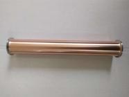 "Медная  царга -диаметр трубы 54мм,длина 500 мм (кламп 2"")"
