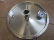 Крышка  для котла Luxstahl 20,25,37,50 литров.