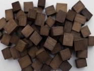 Щепа дубовая (средний обжиг) (фракция кубической формы) 100 грамм