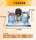 Многоступенчатая фильтровальная установка(вино,пиво,дистилляты)